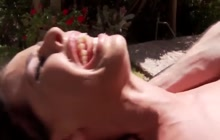 Brandy Aniston fucked by her masseur