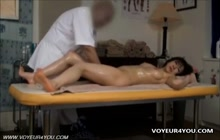 Japanese Babe Gets Fingered