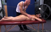 Johnny Sins destroying Diamond Kitty's tight asshole