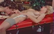 Hot Lesbian Vintage Fun
