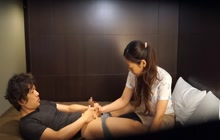 Japanese hotel massage